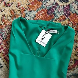 NWT CALVIN KLEIN shift dress